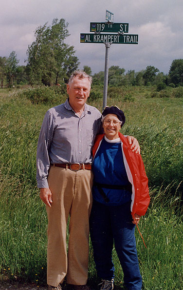Al and Karla Krampert