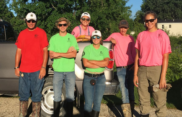 2018 Youth Conservation Corps